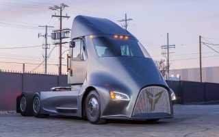 Tesla Semi против дизельных староверов