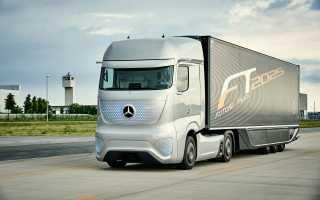 ТОП-5 самых интересных грузовиков будущего