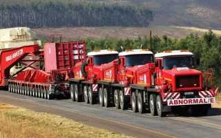 Список 5 самых сложных в перевозке (негабаритных) грузов: теплоход или дом