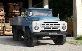 Легендарный ЗИЛ-130: как создавался самый популярный грузовик в СССР?