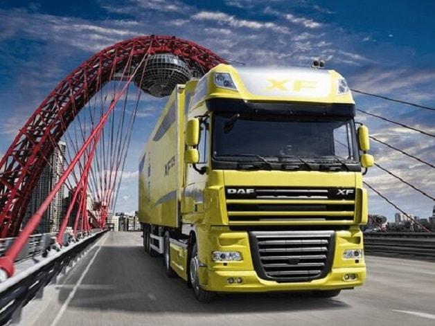 Перевозка грузовым автомобилем