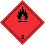 Знаки 2 класса опасности