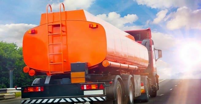 Автотранспорт для перевозки опасных грузов