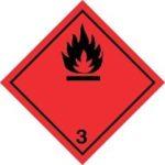 Знаки 3 класса опасности