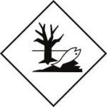 Знак опасности для окружающей среды