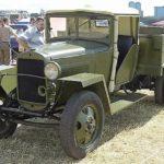 Бортовой грузовик ГАЗ-ММ-В