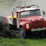 Гоночный автомобиль ЗИЛ-130