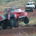 Гоночный грузовик ЗИЛ-130