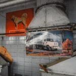 Последние фото с завода, где собирался ЗИЛ-130