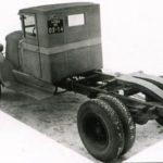 ЗиС-10 без прицепа на испытаниях, 1937г.