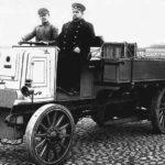 Грузовой автомобиль Луцкого