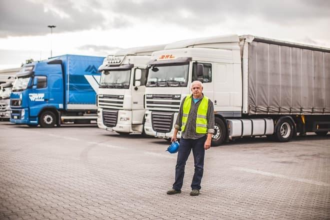 Дефицит грузовиков