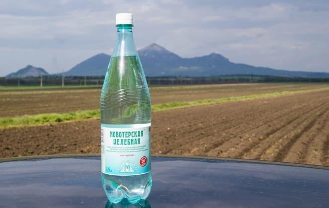 Новотерская вода