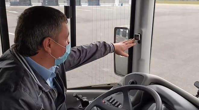 Контроль за состоянием водителя