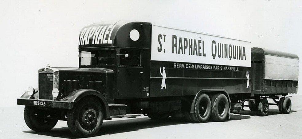 История грузового автотранспорта