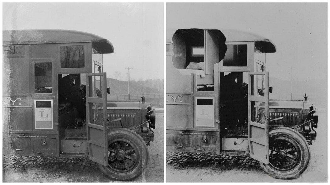 История грузовиков